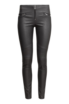 Leggings motard