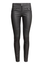 Leggings da biker - Nero - DONNA | H&M IT 2