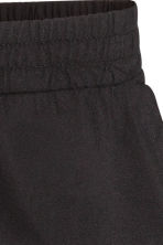 Pull-on trousers - Black - Ladies | H&M 9