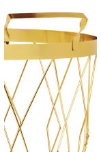 Storage basket - Gold - Home All | H&M GB 2