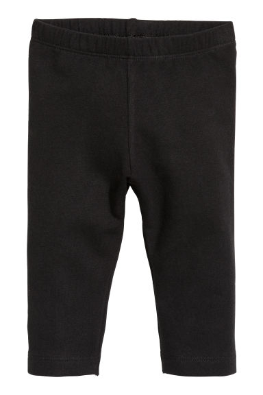 Sweatshirtleggings - Svart - Kids | H&M FI 1
