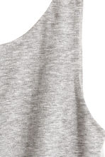 Jersey top - Light grey - Ladies | H&M CN 4