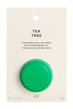 Maschera viso anti-impurità - Tea Tree - DONNA | H&M IT 1