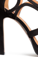 Sandals - Black - Ladies | H&M CN 5