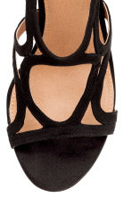 Sandals - Black - Ladies | H&M CN 4
