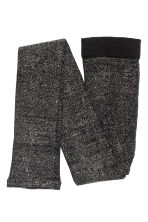 Glittery leggings - Black - Ladies | H&M CN 3