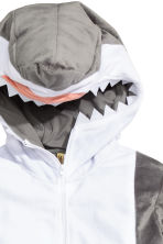 Shark costume - Grey/Shark - Ladies | H&M CN 4