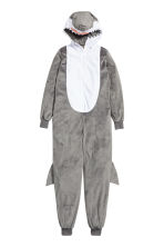 Shark costume - Grey/Shark - Ladies | H&M CN 2