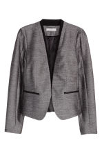Marled jacket - Grey marl - Ladies | H&M CN 2
