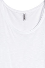 Top in jersey - Bianco - DONNA | H&M IT 3