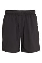 Running shorts - Black - Men | H&M CN 2