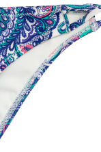 Bikini bottoms - White/Paisley - Ladies | H&M CN 3
