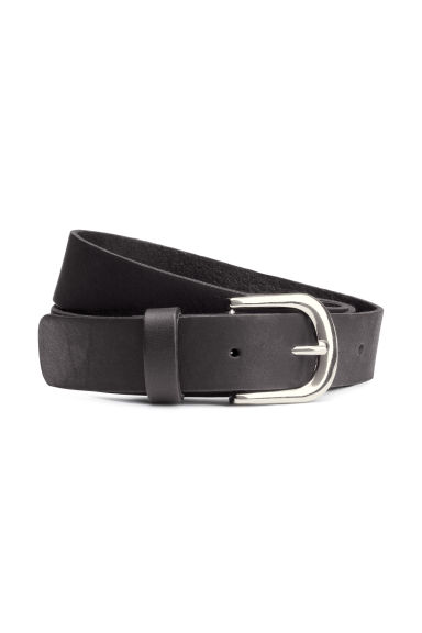 Belt - Black/Silver - Ladies | H&M IE 1
