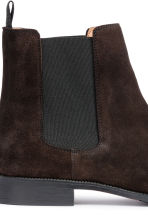 Chelsea boots - Dark brown - Men | H&M CN 4