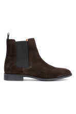 Chelsea boots - Dark brown - Men | H&M CN 2