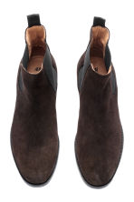 Chelsea boots - Dark brown - Men | H&M CN 3