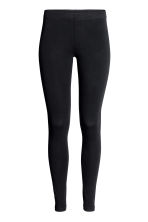 Jersey leggings - Black - Ladies | H&M 2