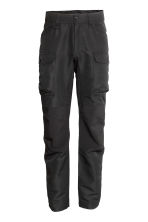 Trekking trousers - Black - Men | H&M CN 2