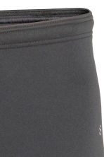 Winter running tights - Black - Men | H&M 6