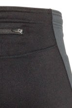Winter running tights - Black - Men | H&M 5