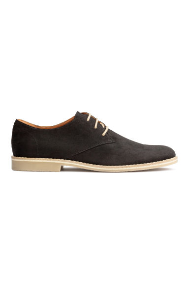 Derby shoes - Black - Men | H&M CN 1