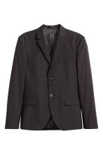 Jacket Regular fit - Black - Men | H&M 2