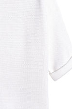 Purl-knit jumper - White - Ladies | H&M CN 3
