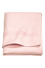 Waffle bath towel - Light pink - Home All | H&M GB 2