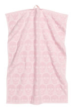 Towel - Light pink/Skulls - Home All | H&M CN 1