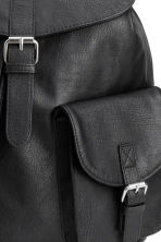 Backpack - Black - Ladies | H&M GB 3