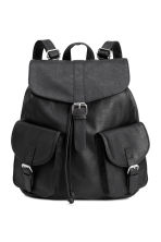 Backpack - Black - Ladies | H&M GB 1