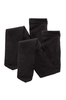 Lot de 2 collants fins