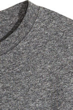 Long T-shirt - Dark grey marl - Men | H&M 3