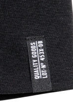 Jersey hat - Black - Kids | H&M CN 2