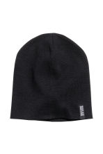 Jersey hat - Black - Kids | H&M CN 1