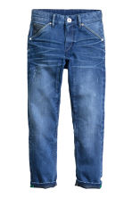 Tapered Jeans - Blu denim - BAMBINO | H&M IT 2