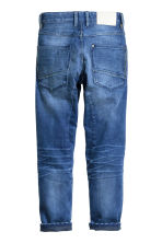 Tapered Jeans - Blu denim - BAMBINO | H&M IT 3