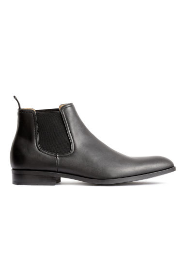Chelsea boots - Black - Men | H&M 1