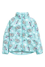 Fleece jacket - Mint green/Frozen - Kids | H&M CN 2