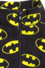 Fleece jacket - Black/Batman - Kids | H&M CN 3