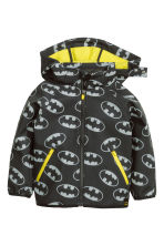Softshell jacket - Black/Batman - Kids | H&M CN 2