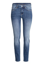 Slim Regular Jeans - Denim blue - Ladies | H&M CN 2