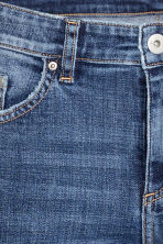 Slim Regular Jeans - Denim blue - Ladies | H&M CN 4