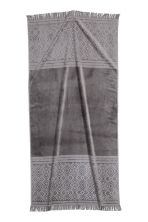 Bath towel - Dark grey - Home All | H&M CN 3