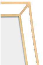 Metal photo frame - Gold - Home All | H&M GB 2