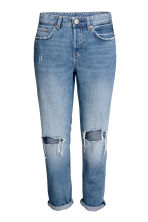 Boyfriend Low Jeans - Blu denim chiaro - DONNA | H&M IT 2