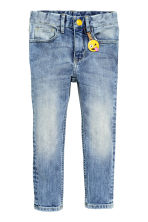 Skinny Fit Jeans - Light denim blue - Kids | H&M CN 2