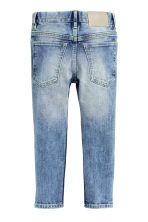 Skinny Fit Jeans - Light denim blue - Kids | H&M CN 3