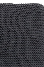 Moss-knit seat cushion - Anthracite grey - Home All | H&M CN 5