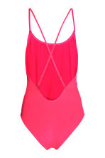 Swimsuit - Neon coral - Ladies | H&M GB 3